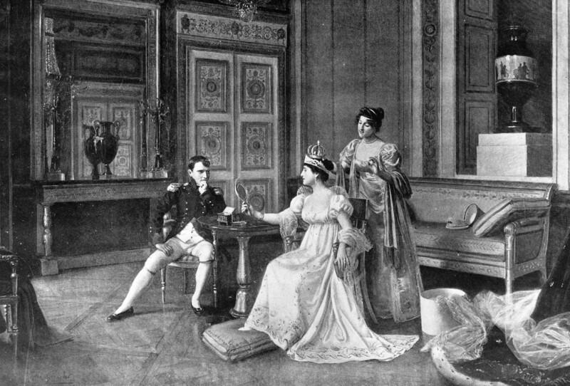 Поучительные исторические факты ороманах иинтрижках королей