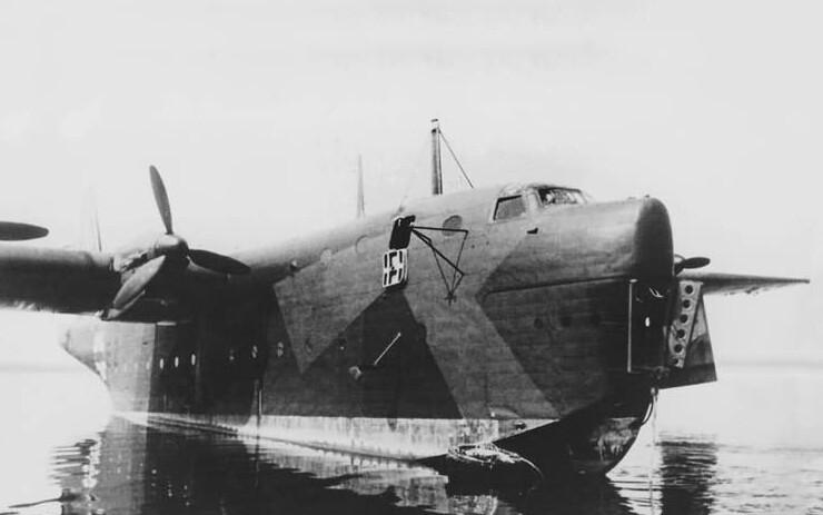 Летающие киты Второй мировой: мощь исила гигантских транспортников