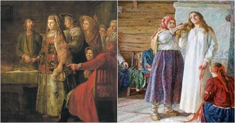 КакнаРуси обманывали женихов, чтобы выдать девушку замуж