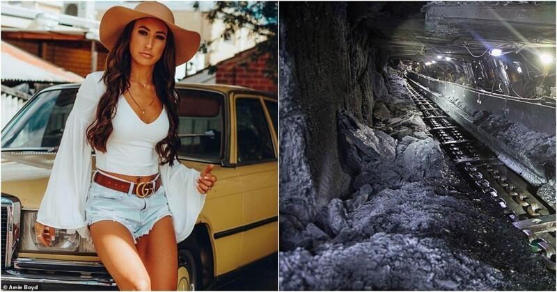 Работа девушке моделью шахты работа по вемкам в мурманск