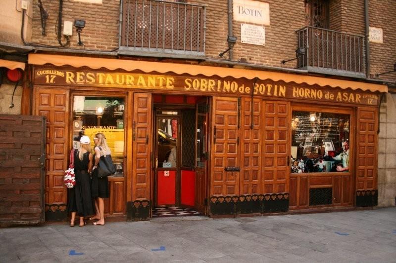ТОП- 10самых старых действующих кафе иресторанов: здесь обедали знаменитости