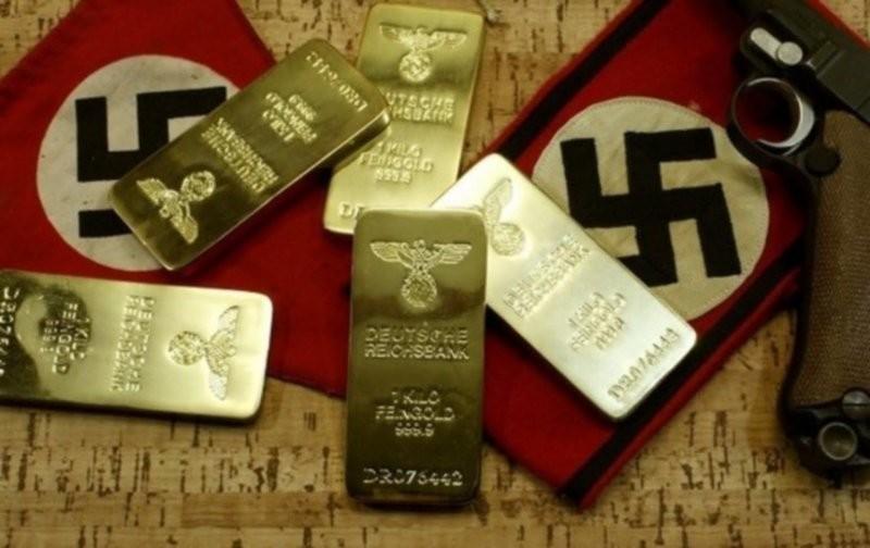 """Специалисты рассказали, куда могло пропасть """"золото Гитлера"""""""