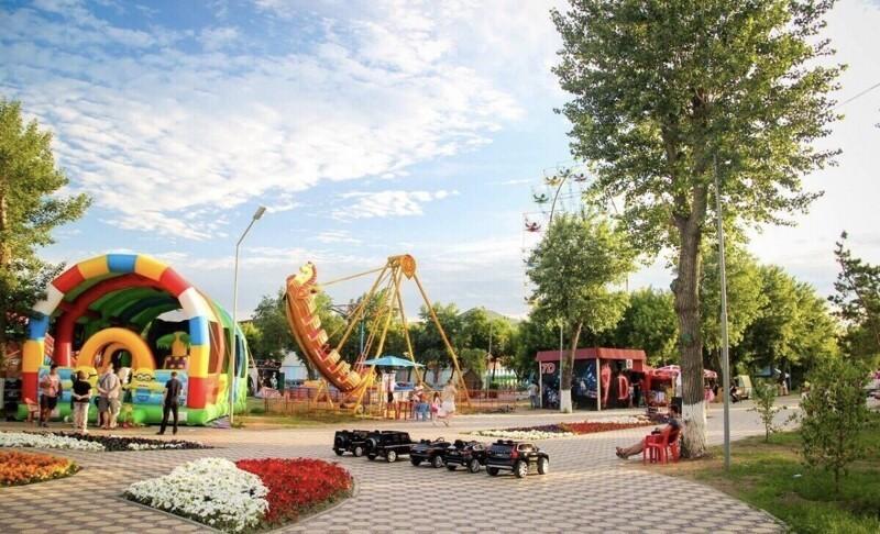 Аномальные зоны Павлодара