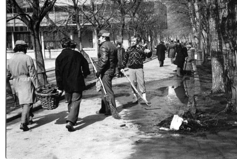 Советские чистомены: почему вСССР были таклюбимы ипопулярны субботники