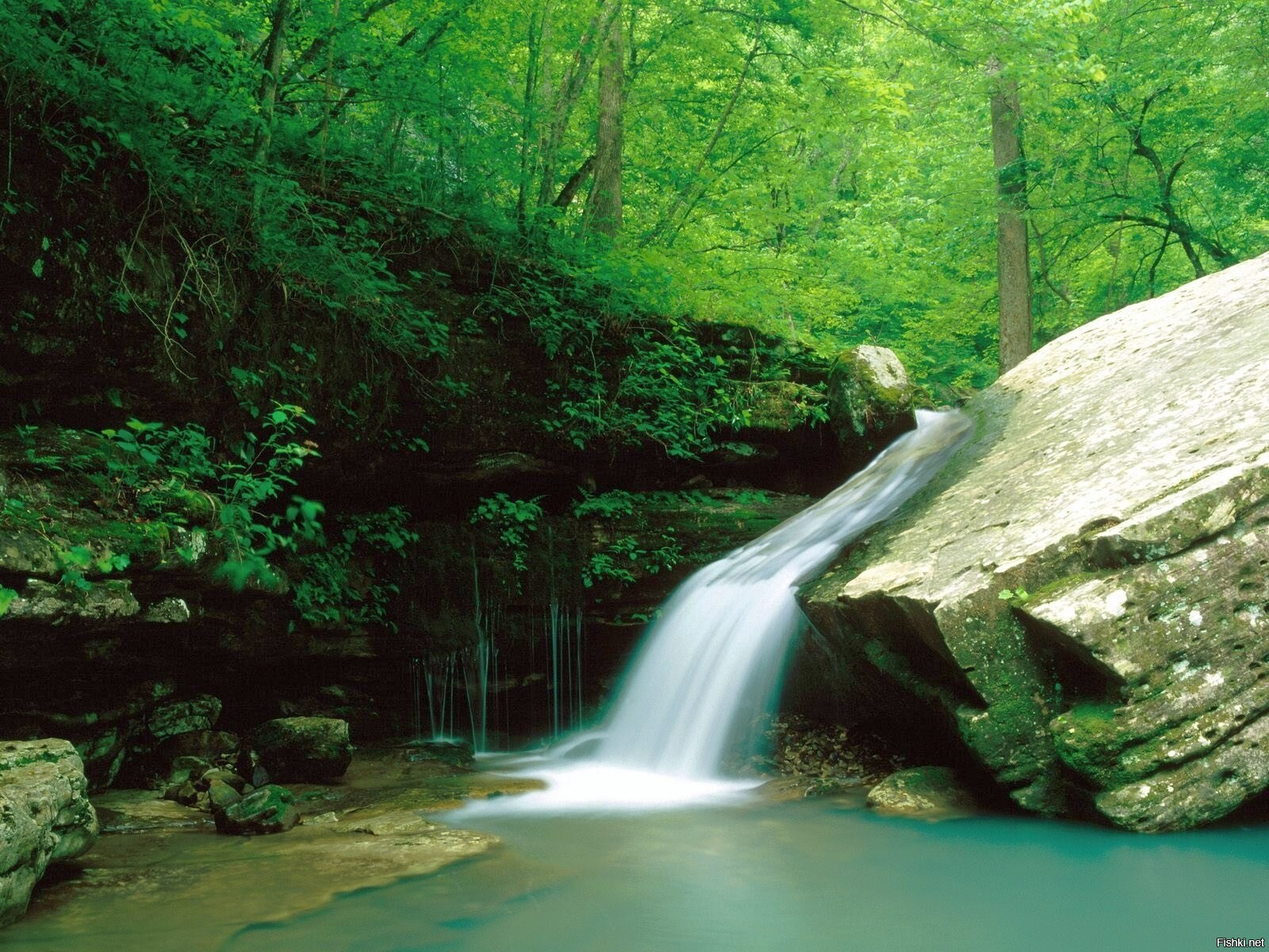 Indian Creek, Buffalo National River, Arkansas