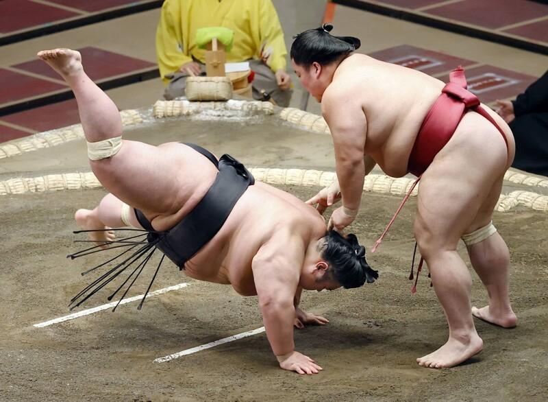 Погибший наринге сумоист заставил задуматься обезопасности спортсменов