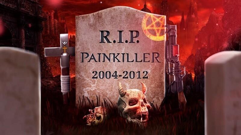 Какпогиб Painkiller