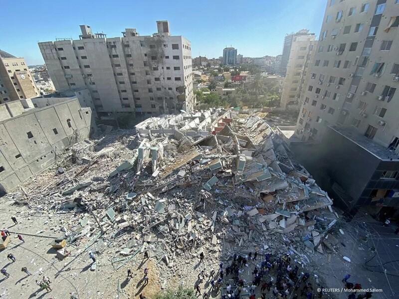 """Пиндосам, ноющим о блокировке счетов пропагандистской помойке """"Радио Свобода"""": Вот так выглядит блокировка счетов и закрытие СМИ Израилем."""