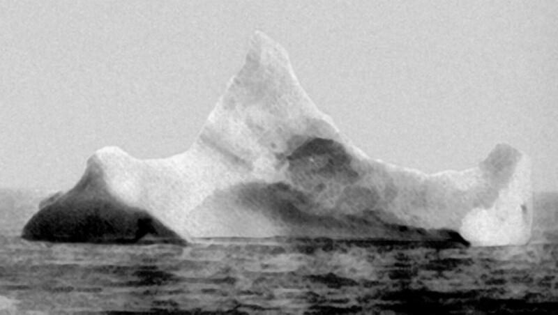 """Айсберг, потопивший """"Титаник"""""""