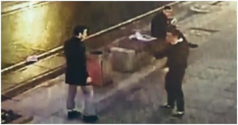Пьяный самбист избил прохожего вМоскве