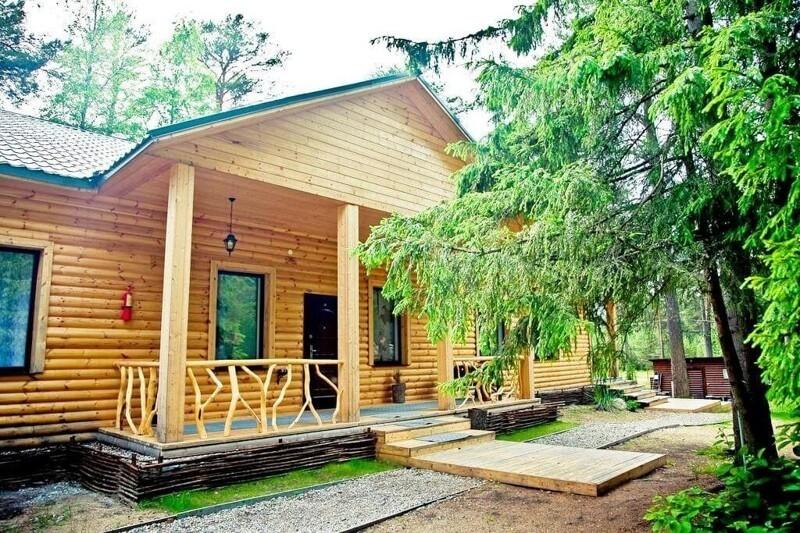 Загородный эко-отель «Большая Медведица»