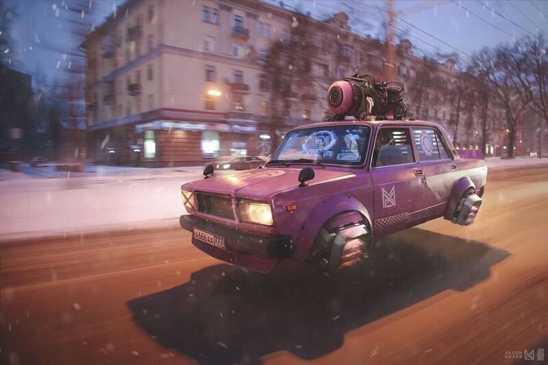 Россия 2077