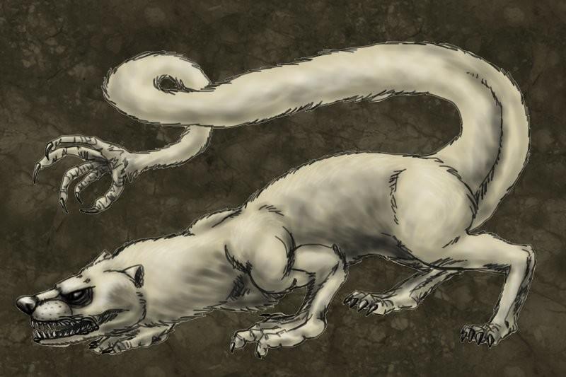 Ахуитцотль: порождение фантазии древних илиреальное чудовище?