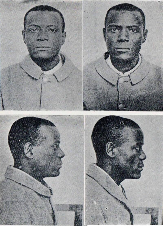 Уилл иУильям: близнецы, из-за которых втюрьмах снимают отпечатки пальцев