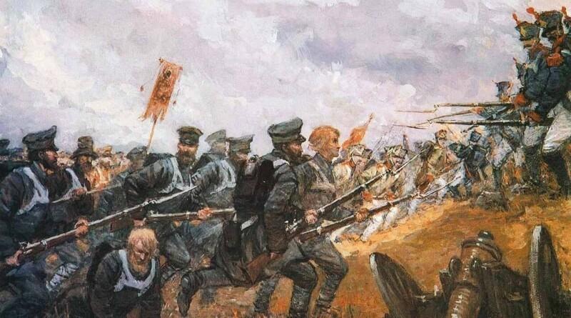 Какорганизовали народное ополчение 1812 года