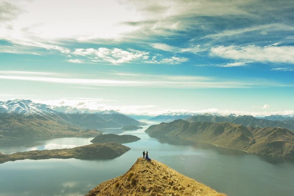 Майк Шенг, Шинэ Зеланд