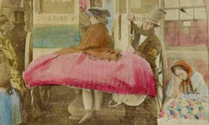 Мода накринолины убила тысячи женщин