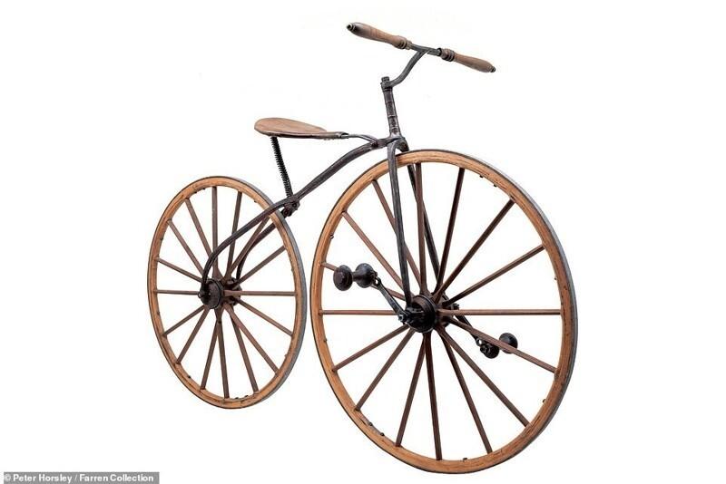 """Велосипед """"Barb Boneshaker"""""""