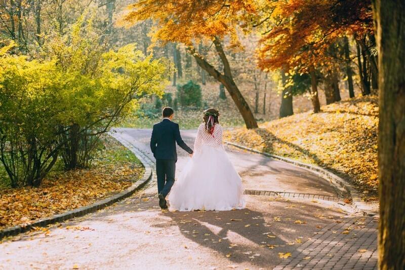 Октябрьская свадьба