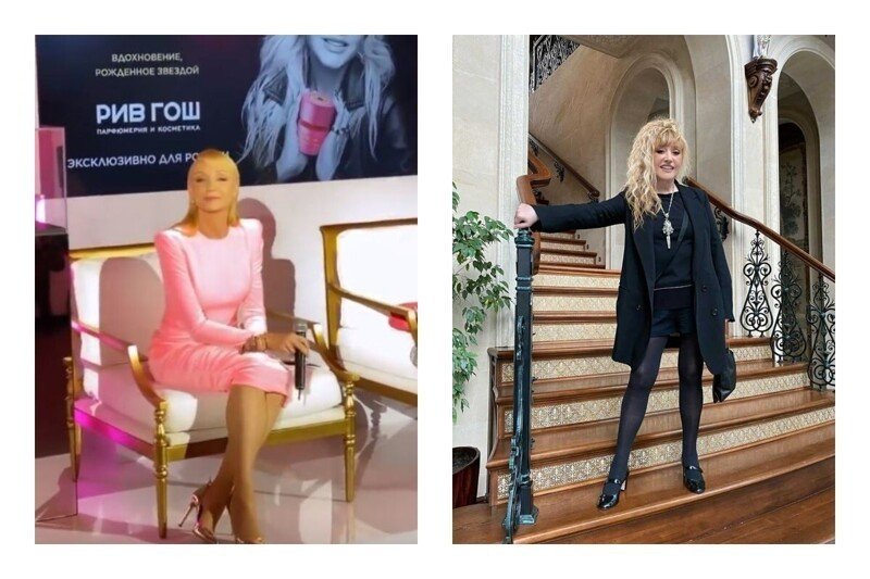 Алла Пугачева вновь помолодела и стала почти клоном дочери