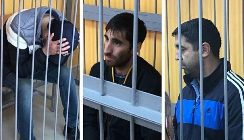 """Троих """"иностранных специалистов"""" из Азербайджана арестовали в Оренбургской области."""